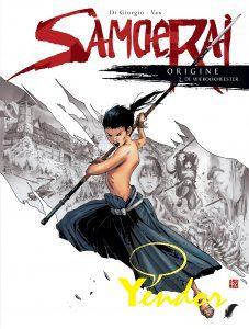 Samoerai - origine 2