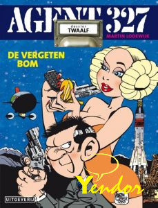 1. Agent 327 - softcovers 12