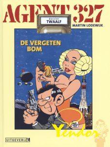 2. Agent 327 - hardcovers 12
