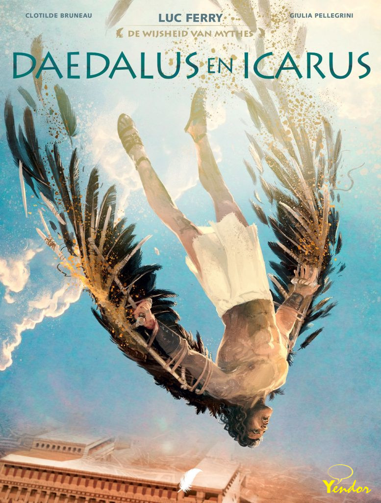 Daedalus en Icarus