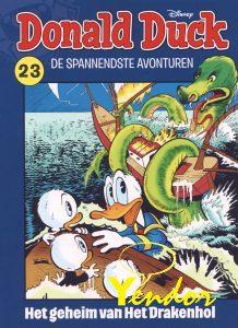 Donald Duck De spannendste avonturen 23