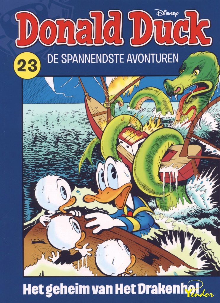 Het geheim van het Drakenhol