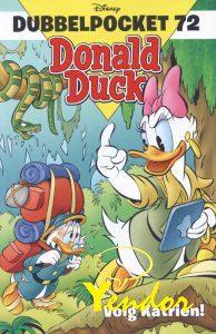 Donald Duck Dubbel pocket 72