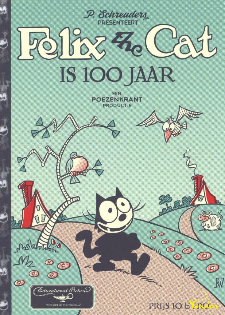 Felix the Cat 100 jaar
