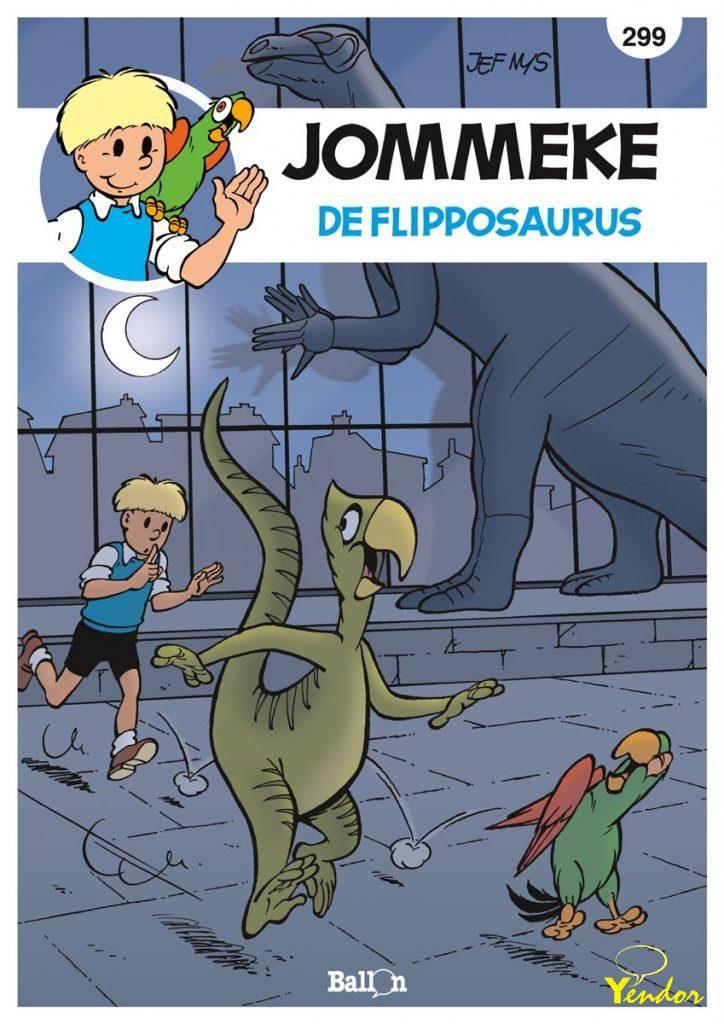 De Flipposaurus