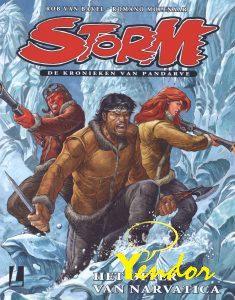 2. Storm - hardcovers 32