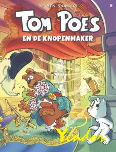 Tom Poes - cliche 9