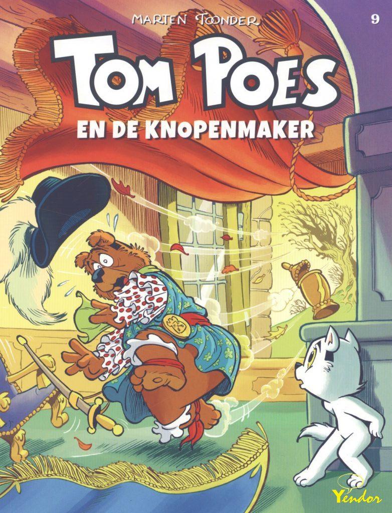Tom Poes en de knopenmaker