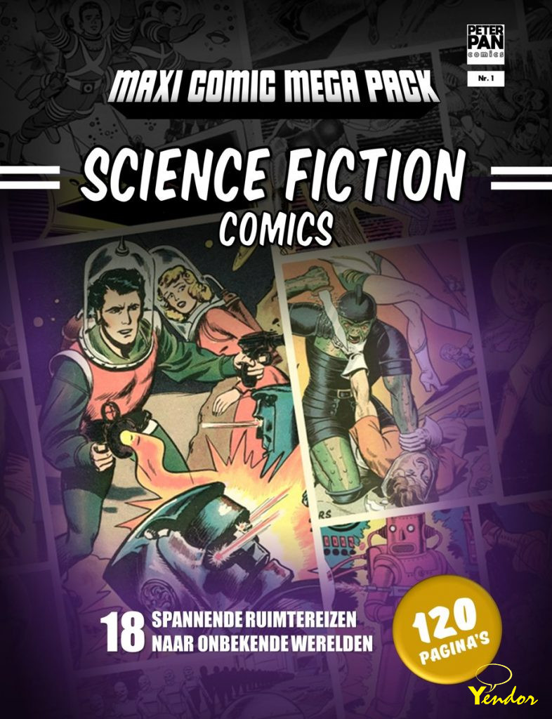 Science Fiction Comics 1
