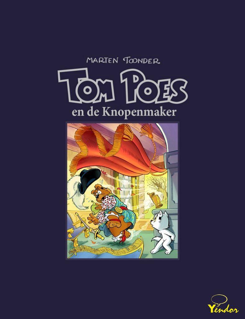 Tom Poes en de knopenmaker, luxe editie