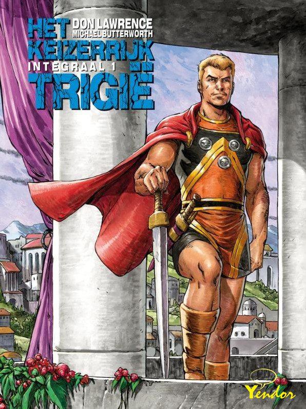 Trigie integraal 1, luxe editie