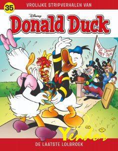 Donald Duck vrolijke stripverhalen 35