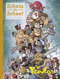 Schets en Scheef 1