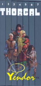 2. Thorgal - hardcovers
