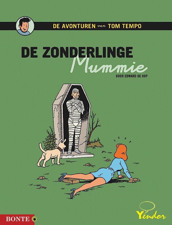 De zonderlinge mummie