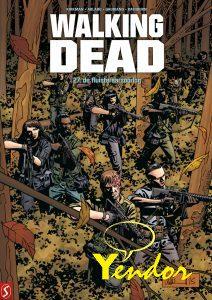 2. Walking dead - hardcovers 27