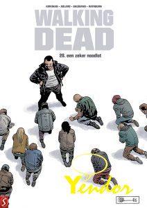 2. Walking dead - hardcovers 28