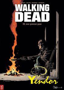 2. Walking dead - hardcovers 29