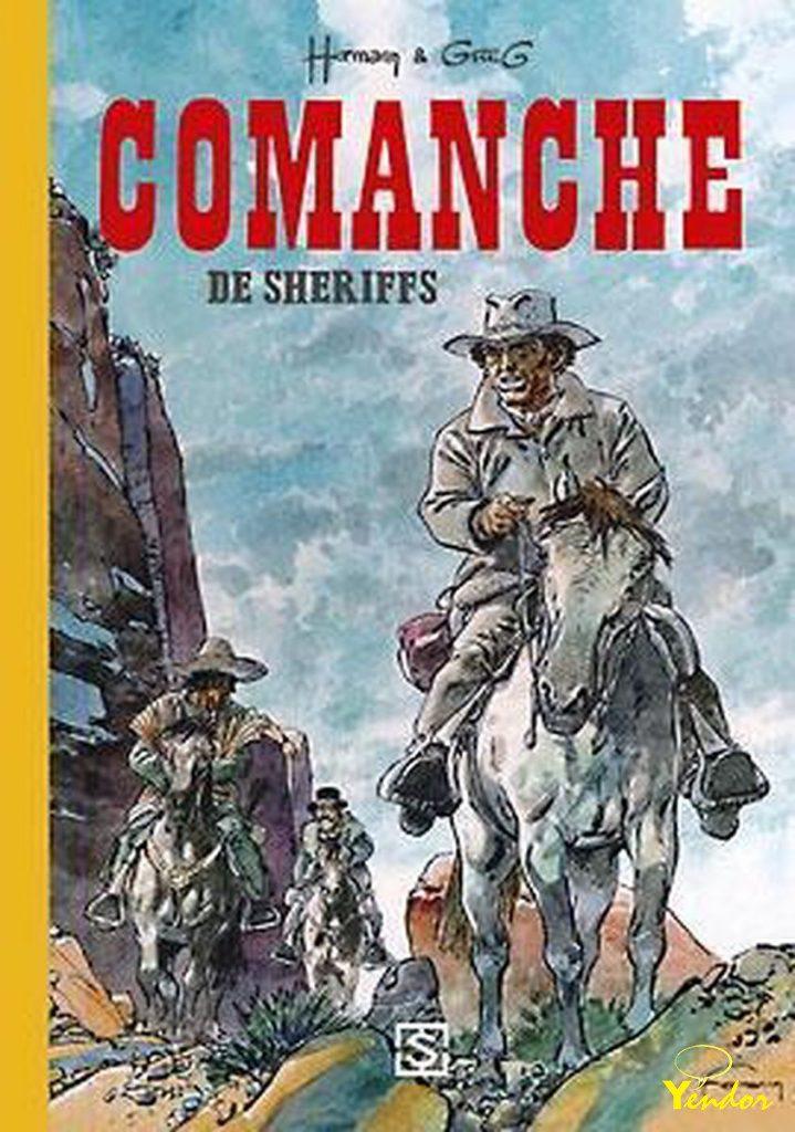 Comanche integraal 3, de sheriffs