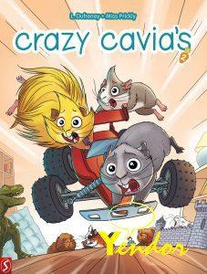 Crazy cavia's 2