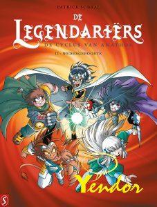 Legendariers 12