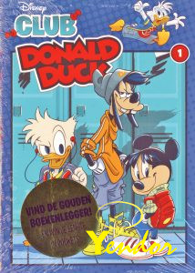 Donald Duck Club pocket 1