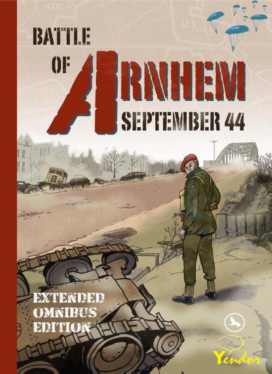 Battle of Arnhem, extended omnibus edition