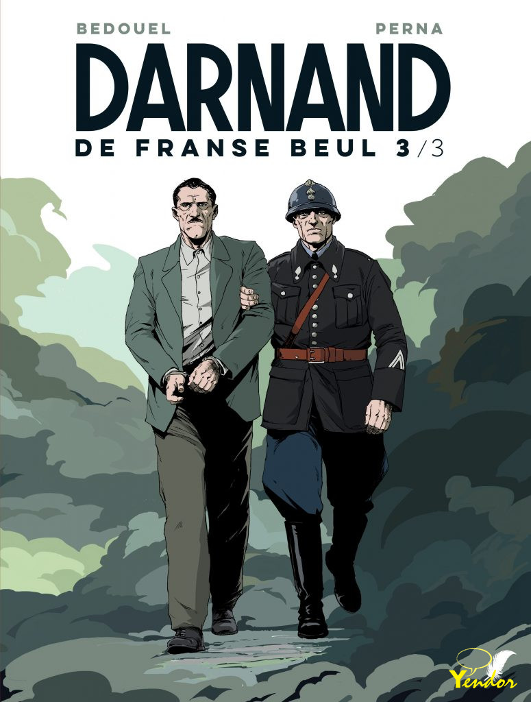 Darnand 3 - De Franse beul