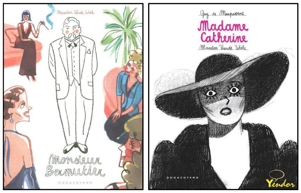 Madame Catherine + Monsieur Bermutier