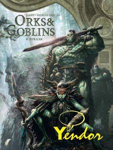 Orks & Goblins - hardcovers 6
