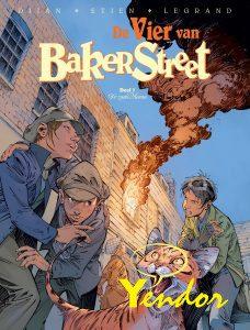 2. Vier van Bakerstreet, De - hardcovers 7