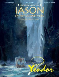 Jason en het gulden vlies no 2 - De reis van de Argo