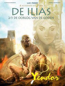 De Ilias deel 2 - De oorlog van de goden