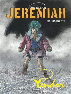 Jeremiah - hardcovers 38
