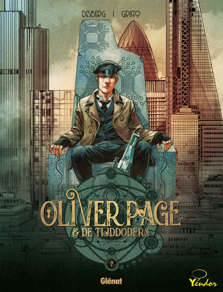 Oliver Page en de tijddoders 2