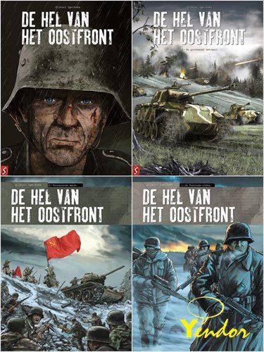 De hel van het Oostfront pakket