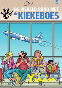 Kiekeboes, De specials