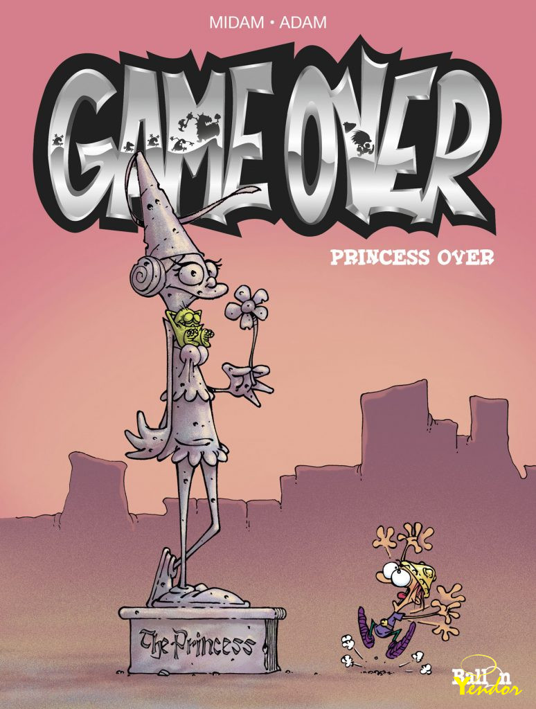 Game Over buiten reeks 3, Princess over
