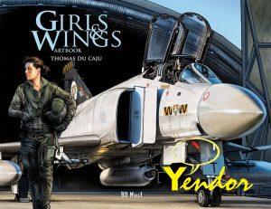 Artbook Girls & Wings