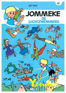 Jommeke - softcovers 81