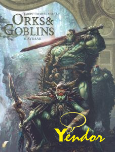 Orks & Goblins - softcovers 6