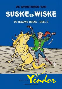 10. Suske en Wiske - Blauwe reeks integraal 2
