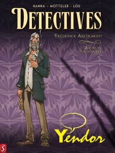 Detectives - hardcover 5