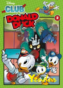 Donald Duck Club pocket 2