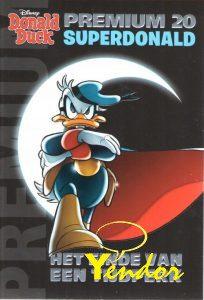 Donald Duck Premium pocket 20