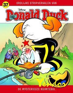 Donald Duck vrolijke stripverhalen 37
