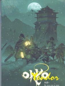 Okko - hardcovers