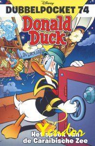 Donald Duck Dubbel pocket 74