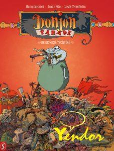 Donjon - Parade 5