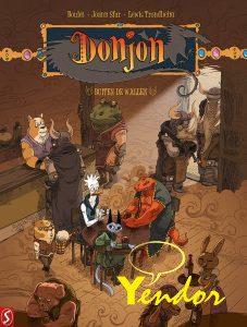 Donjon - Zenit 7